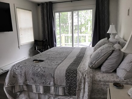 South Yarmouth Cape Cod vacation rental - Master bedroom suite