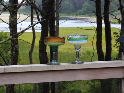 South Yarmouth Cape Cod vacation rental - Cheers on the front porch!