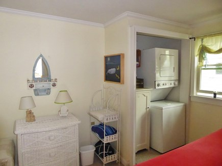 Mashpee Cape Cod vacation rental - Twin bedroom with washer/dryer