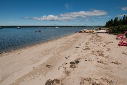 Mashpee Cape Cod vacation rental - Steps to sandy beach!