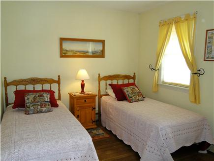 East Dennis Cape Cod vacation rental - Second twin bedroom upstairs