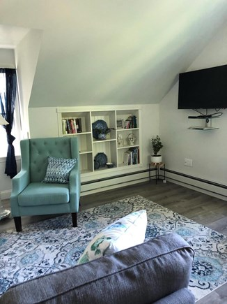 East Dennis Cape Cod vacation rental - Guest area living room 2