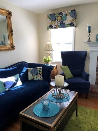 East Dennis Cape Cod vacation rental - Main Living Room 1