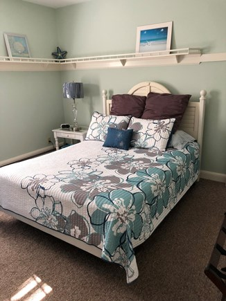 East Dennis Cape Cod vacation rental - Bedroom on first floor also has full crib