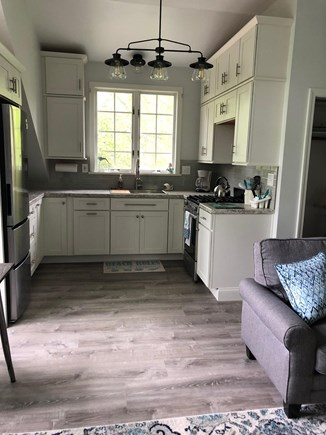East Dennis Cape Cod vacation rental - Guest area kitchen 2