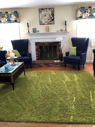 East Dennis Cape Cod vacation rental - Main living room 2