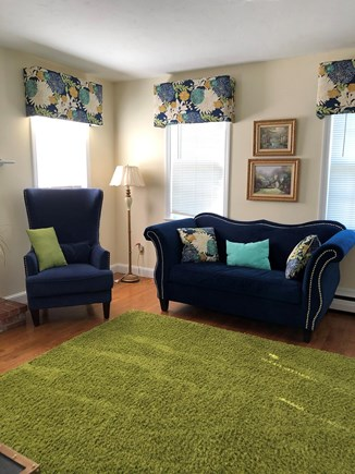 East Dennis Cape Cod vacation rental - Main living room 3