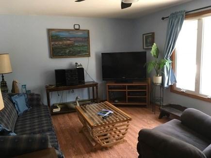 Wellfleet Cape Cod vacation rental - Picture window in living room