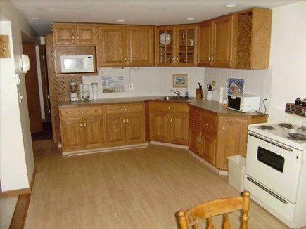 Wellfleet Cape Cod vacation rental - One of two kitchens, there are two fridges in the home