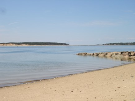 Wellfleet Cape Cod vacation rental - Indian Neck beach on the Bay down the road Swim, relax & sunsets