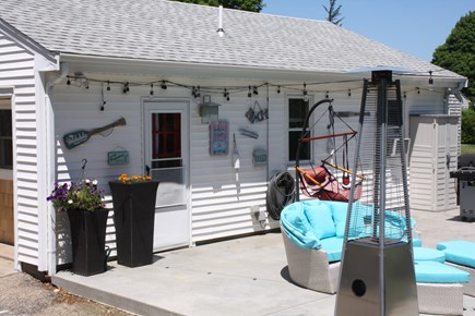 Falmouth Cape Cod vacation rental - Patio - Entrance