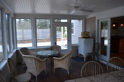 Cotuit Cotuit vacation rental - Other end of screened porch