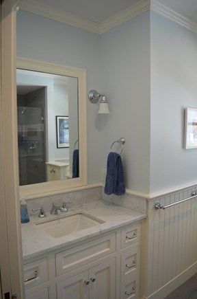 Cotuit Cotuit vacation rental - Downstairs bath