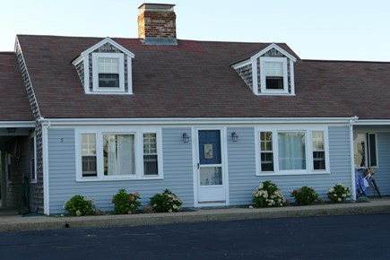 Wellfleet Cape Cod vacation rental - 4 BR, 2 Bath condo across the street from beautiful Mayo Beach
