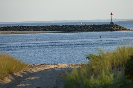 Wellfleet Cape Cod vacation rental - Mayo Beach on the Bay is just steps away!