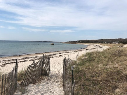 West Falmouth Cape Cod vacation rental - The  private Little Island Beach is also just a mile away