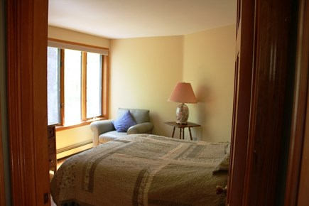 Wellfleet Cape Cod vacation rental - Middle Floor Bedroom
