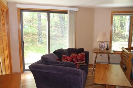 Wellfleet Cape Cod vacation rental - First Floor Living Room