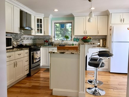 Truro Cape Cod vacation rental - Fully Equipped Kitchen.