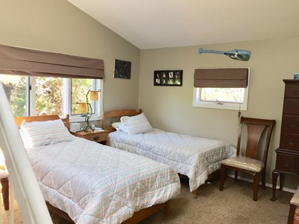 Truro Cape Cod vacation rental - 3rd Bedroom, with sleeping loft. The Kids will Love!