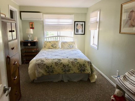 Truro Cape Cod vacation rental - 2nd. Bedroom W/Queen Bed & Full Bath.