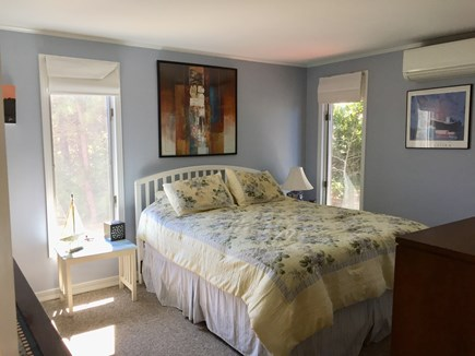Truro Cape Cod vacation rental - 1st. Bedroom W/Queen Bed & Full Bath.