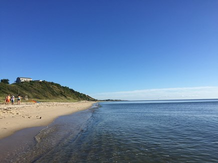 Truro Cape Cod vacation rental - Great Hollow Beach just 500 footsteps from our Home!