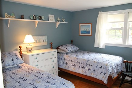 Harwich Cape Cod vacation rental - Twins