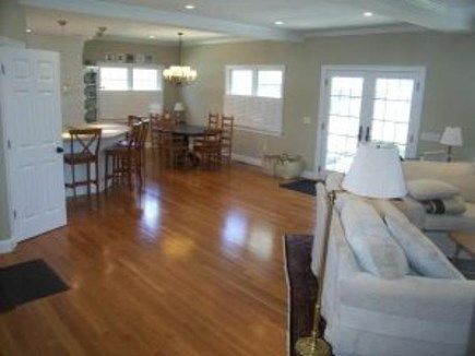 Harwich Cape Cod vacation rental - Open Living Area
