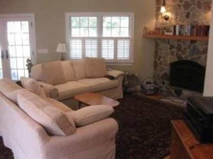 Harwich Cape Cod vacation rental - Sofas