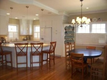 Harwich Cape Cod vacation rental - Kitchen and Dining Table