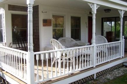 Harwich Cape Cod vacation rental - Porch