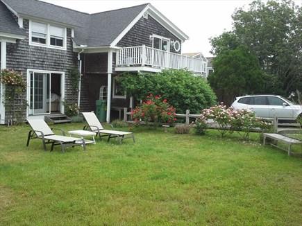 Harwich Cape Cod vacation rental - Yard