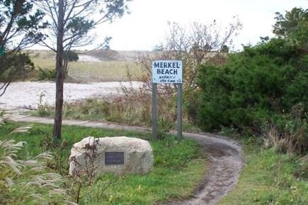 Harwich Cape Cod vacation rental - Merkel Beach