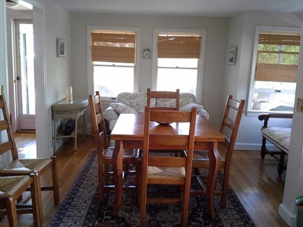 Harwich Cape Cod vacation rental - Table