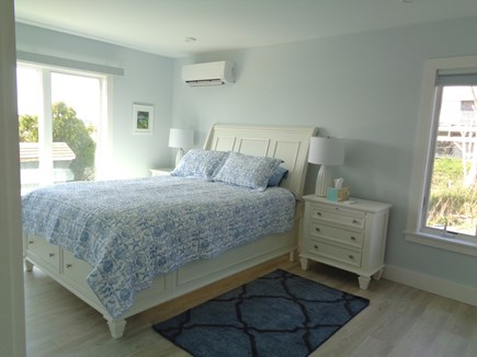 Wellfleet Cape Cod vacation rental - Bedroom With a queen on the mid-level with a half bath and views!
