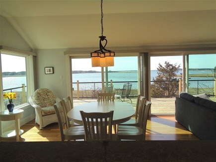 Wellfleet Cape Cod vacation rental - Can't get enough of those views