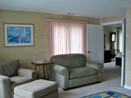 Centerville Centerville vacation rental - Quiet master sitting area with pullout twin