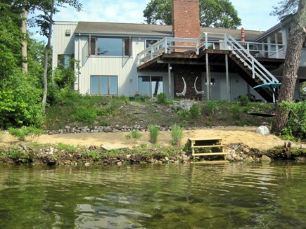 Centerville Centerville vacation rental - View from the water!