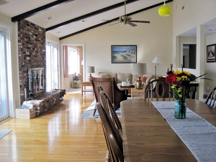 Centerville Centerville vacation rental - Open and airy dining and living areas