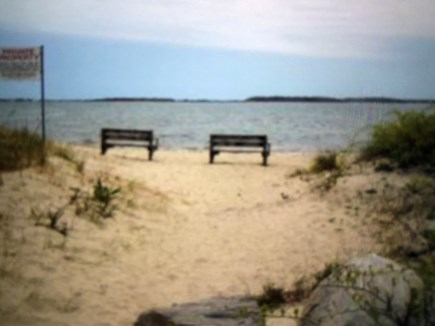 West Yarmouth Cape Cod vacation rental - Walk to this private association beach