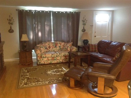 West Yarmouth Cape Cod vacation rental - Living room / TV viewing