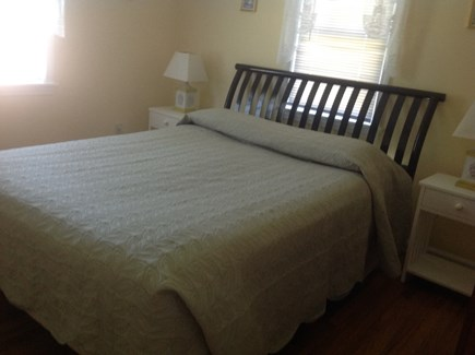 West Yarmouth Cape Cod vacation rental - Second bedroom with queen bed