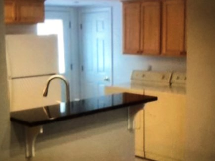 West Yarmouth Cape Cod vacation rental - Washer/Dryer area off the kitchen
