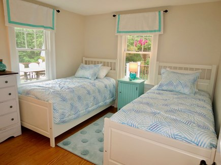 Orleans Cape Cod vacation rental - Twin bedroom on the main level