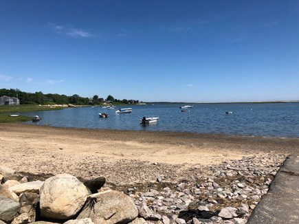 Orleans Cape Cod vacation rental - Town landing down the street is great for kayaks and SUPs!