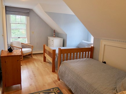 Orleans Cape Cod vacation rental - Twin bedroom on the upper level
