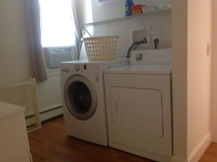 Hyannis Cape Cod vacation rental - Laundry room (first floor)