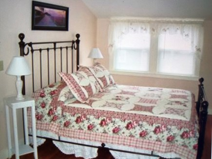 Hyannis Cape Cod vacation rental - One of two queen bedrooms.