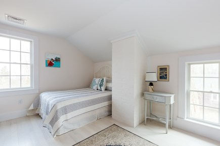 Barnstable Cape Cod vacation rental - Twin bed room.
